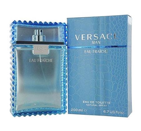 """בושם לגבר ורסאצ'ה Versace Eau Fraiche א.ד.ט 200 מ""""ל"""