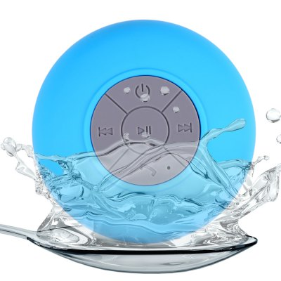 רמקול דיבורית Bluetooth לסמאטרפון למחשב ועוד, מוגן מים לשמיעת מוסיקה Pure Acoustics - תמונה 2