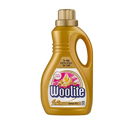 מארז 5 יחידות ג'ל כביסה Woolite לשמירה על הבגדים 1.5 ליטר