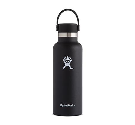 בקבוק שתייה HYDRO FLASK דגם S18SX001 - שחור