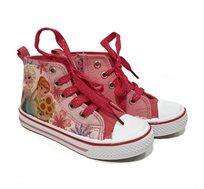 נעלי אופנה ממותגות לילדות דגם פרוזן
