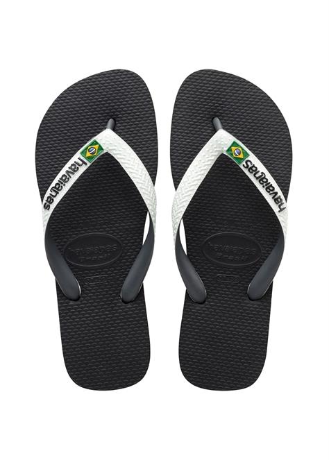 Havaianas יוניסקס//  Brasil Mix Black/White