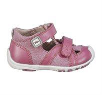 נעלי צעד ראשון לורי קנבס Papaya לתינוקות בצבע ורוד פוקסיה