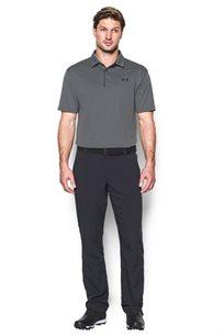 חולצת פולו לגבר UNDER ARMOUR דגם 1290140-040 בצבע אפור