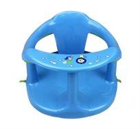 כיסא טבעת אמבטיה לתינוק עם כריות וואקום לבטיחות מקסימלית