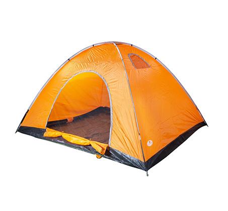 אוהל קמפינג גדול ל-8 אנשים ופנס AUSTRALIA CAMP