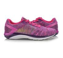נעלי ריצה לנשים Li Ning Super Light - סגול/ורוד