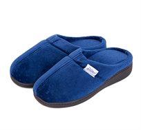 נעלי בית רכות מבד קטיפתי Aeroflex במספר מידות לבחירה