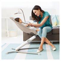 טרמפולינה לתינוק עם אפשרויות גובה מתכונן