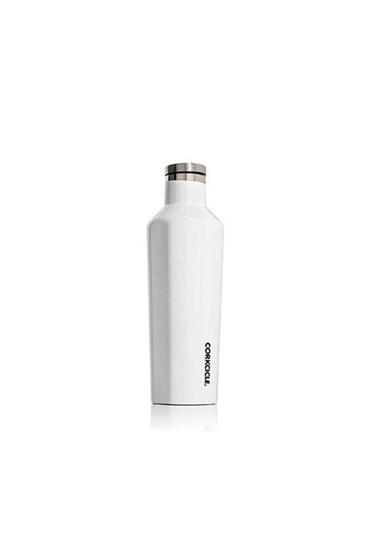 """בקבוק תרמי Classic Canteen לבן 470 מ""""ל"""