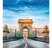 חבילת נופש בבודפשט לשוק חג המולד למשך 3-4 לילות כולל טיסות ומלון החל מכ-$289*