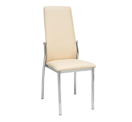 כסא מטבח בריפוד סקאי דגם סחלב במבחר גוונים לבחירה