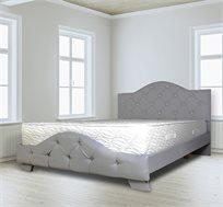 מיטה זוגית מעוצבת דגם 6006 אולימפיה במגוון צבעים לבחירה