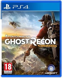 Tom Clancy's Ghost Recon: Wildlands Ps4 אירופאי!