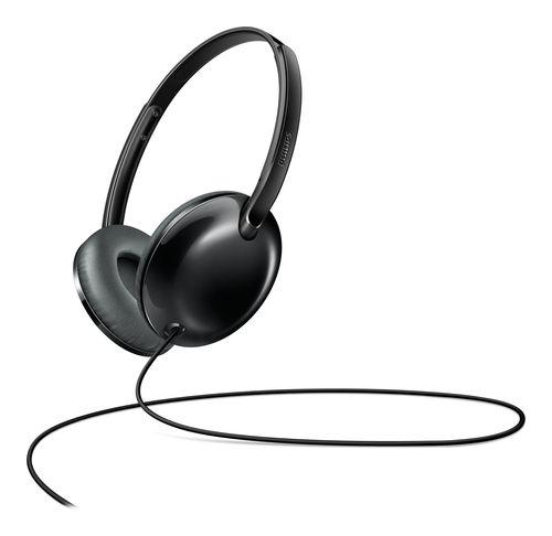 אוזניות קשת Philips דגם SHL4405 צבע שחור - תמונה 2