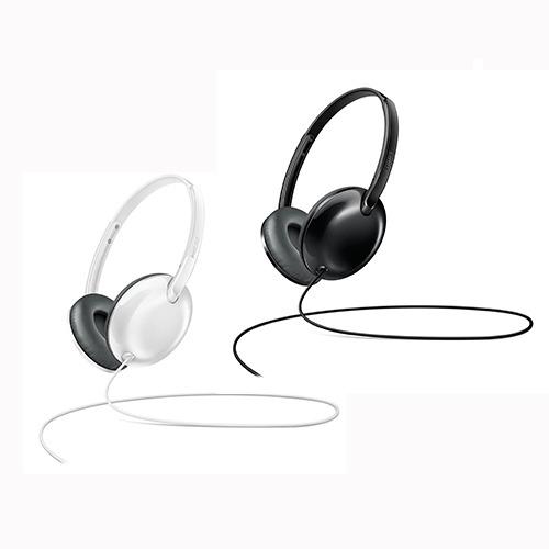 אוזניות קשת Philips דגם SHL4405 צבע שחור - תמונה 3
