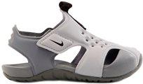 Nike/ סנדלים(27-21) - אפור