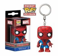 Funko Pop -  Spiderman  Keychain מחזיק מפתחות