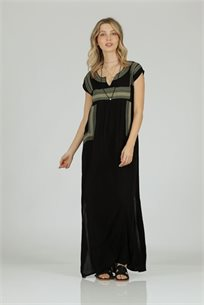 שמלה גלביה - קקאוCUBiCA