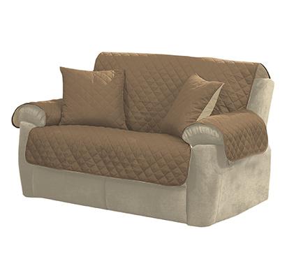 סט 3 כיסויים דו צדדיים לסלון הכולל כיסוי לספת יחיד + ספת 2 מושבים + ספת 3 מושבים עשוי 100% פוליאסטר - תמונה 4