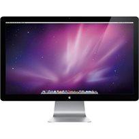 """מסך מחשב מקצועי Apple גודל 24"""" רזולוציה 1920X1080 Full Hd דגם Mb382ll"""