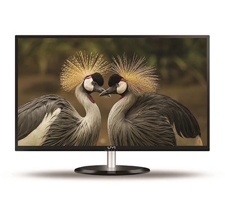 """מסך מחשב """"23.8 UMI כולל חיבור HDMI ורמקולים מובנים"""