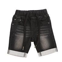 Oro ג'ינס(12 חודשים -16 שנים) - ברמודה ג'וג ג'ינס שחור בהיר