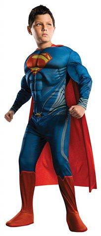 סופרמן שרירי תלוי על קארד כולל מוט לכיפוף מידה Xs מידה 2-4 ארה''ב גיל 3-3.5