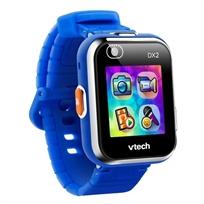 שעון חכם עם מסך מגע ושתי מצלמות קידיזום Kidizoom Dx2 - כחול