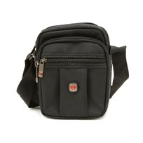 Swiss Travel - תיק צד 835 בצבע שחור