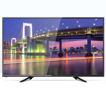 "טלוויזיה ""NEON 55 סמארט LED Smart Android TV FULL HD דגם NE-55FLED"