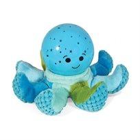 אוקטו התמנון כחול