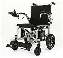 כסא גלגלים ממונע מתקפל וקל משקל