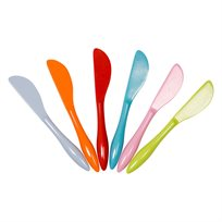 סט 6 סכיני מלמין - Rice