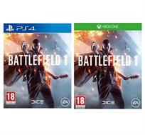 משחק Battlefield 1 ל-XBOX ONE ול- PS4