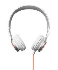 אוזניות קשת Jabra דגם Revo צבע לבן