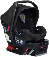 סלקל לתינוק כולל בסיס איזופיקס B-Safe 35 בשחור