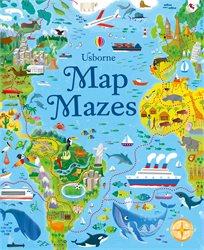 באתר בלבד! ספר המבוכים מפות.  לגילאי: 5+