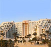 """2-4 לילות במלון לאונרדו פלאזה ים המלח ביולי ע""""ב חצי פנסיון החל מ-₪2500"""