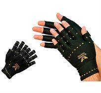 כפפות סיבי נחושת - Copper Hands, משפרות את זרימת הדם ומסייעות לדלקות פרקים