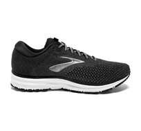 נעלי ריצה BROOKS REVEL 2 לגברים - שחור אפור