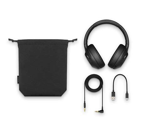 אוזניות אלחוטיות Sony WH-XB900N Bluetooth מיקרופון מובנה עם ביטול רעשים - משלוח חינם - תמונה 4
