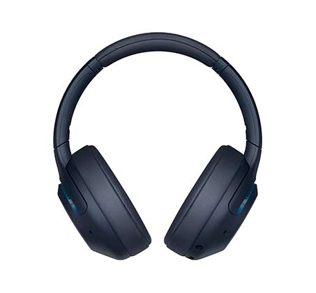 אוזניות אלחוטיות Sony WH-XB900N דגם  מיקרופון מובנה עם ביטול רעשים