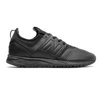 נעלי סניקרס ריצה לגברים NEW BALANCE דגם MRL247LK בצבע שחור