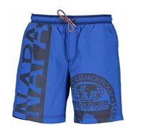 בגד ים NAPAPIJRI לגבר עם תחתון פנימי בצבע כחול ושחור