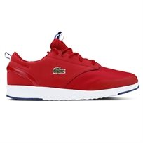 LACOSTE גברים// L.IGHT TCL RED