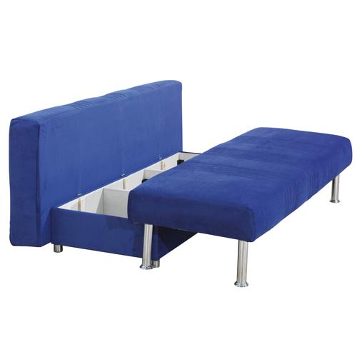 ספת על-קל מפנקת עם מיטת חבר וארגז מצעים דגם פאמיר LEONARDO - תמונה 6