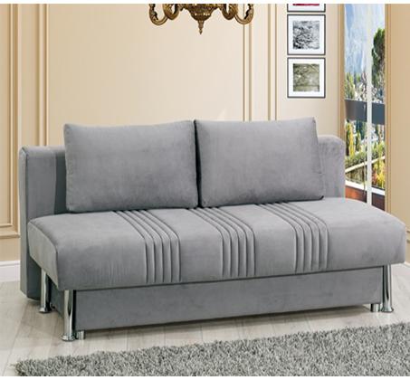 ספת על-קל מפנקת עם מיטת חבר וארגז מצעים דגם פאמיר LEONARDO - תמונה 2