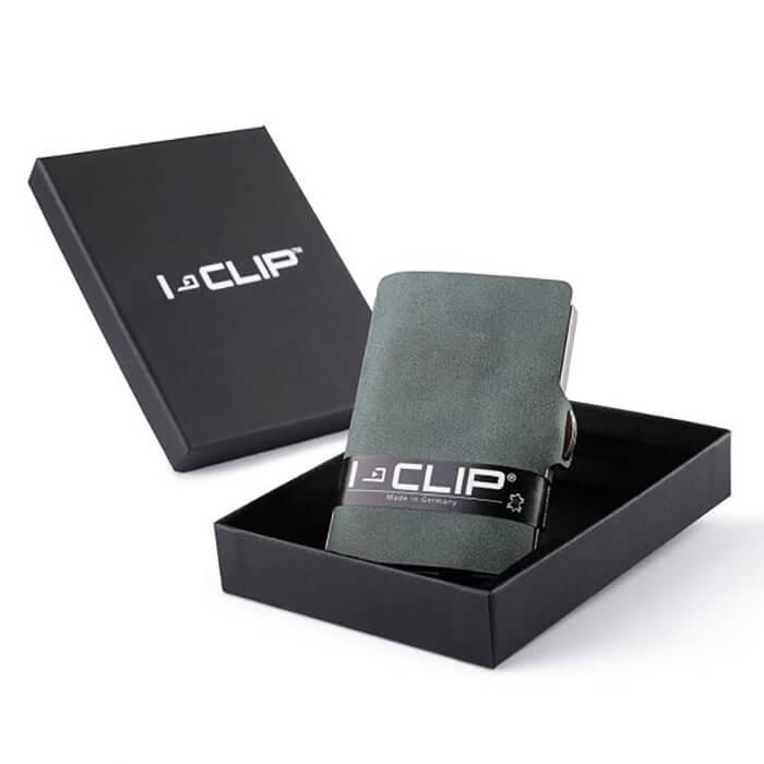 I-Clip סדרת 'Soft Touch' אופל