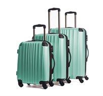סט מזוודות קשיחות 3 יח' Calpak LUKAS בגדלים 20, 24, 28 inch